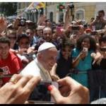 ACTUALIDAD: El Papa denuncia la «lacra del desempleo» y apela a la responsabilidad empresarial