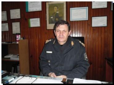 POLICÍA MUNICIPAL: Análisis del Jefe de la Departamental Necochea, Héctor Giglio