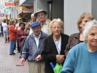 Las jubilaciones le ganarán a la inflación