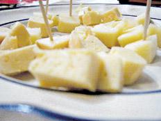 SALUD: Detalles en la producción de un queso singular