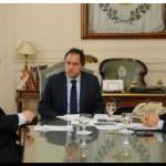 SALUD: Scioli y Collia analizaron medidas contra el rotavirus