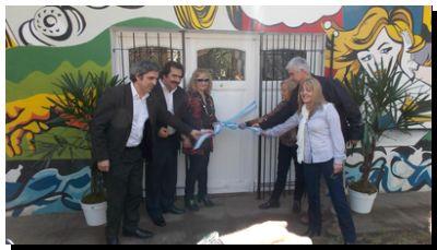 NECOCHEA: Se inauguró el Centro de Mediodía destinado a adolescentes con adicciones