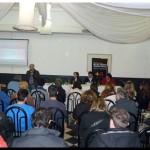 POLÍTICA: Charla abierta sobre narcotráfico e impunidad