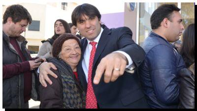 POLÍTICA: Hoy llega Diego Bossio a Necochea