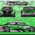 TOP RACE: De Benedictis con diseño nuevo