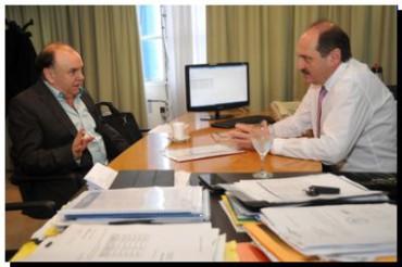 NECOCHEA: El concejal Vidal solicitó intervenciones en canales y arroyos a la Dirección de Hidráulicas