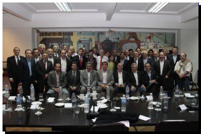 POLÍTICA: Julio De Vido reunió a intendentes para apoyar la Ley de Abastecimiento
