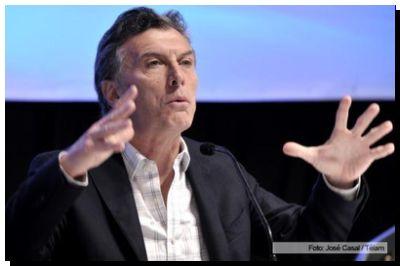 LEY DE MEDIOS: Absurdas declaraciones de Macri