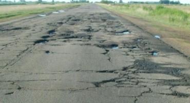 RUTAS: La justicia declaró admisible un recurso de amparo por la reparación de la ruta provincial n° 15