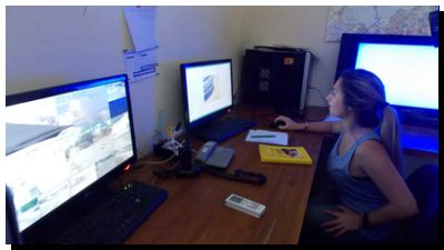 NECOCHEA: Sala de Monitoreo del municipio aportó filmaciones sobre distintos hechos delictivos