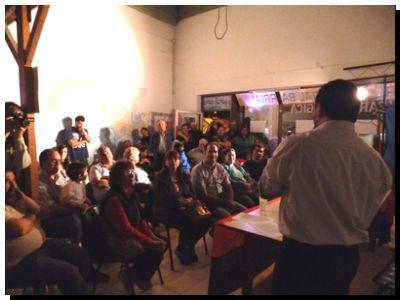 POLÍTICA: Encuentro de la Militancia en el Día de la Lealtad peronista
