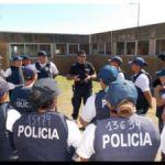 NECOCHEA: Etapa final para los 78 aspirantes a oficiales en la Escuela de Policía