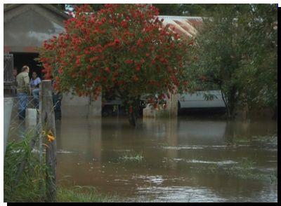 NECOCHEA: Vidal realizó una recorrida por las localidades del distrito tras la tormenta