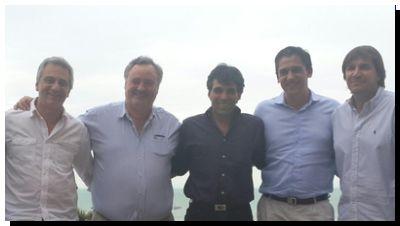 ELECCIONES 2015: López participó del encuentro del Frente Renovador en Mar del Plata