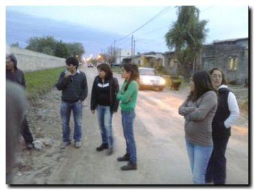 NECOCHEA: Facundo López gestiona soluciones a zonas inundables