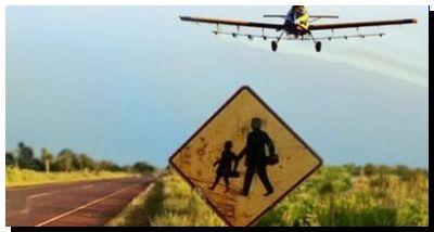SALUD: Reclaman proteger a escuelas rurales de fumigaciones