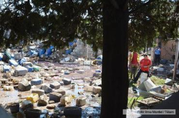 ALTA CÓRDOBA: Continúan en estado crítico dos internados por la explosión en Córdoba