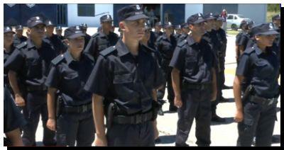 Granados confirmó el Comando de Patrullas y la Dirección Distrital Antinarcóticos en Necochea
