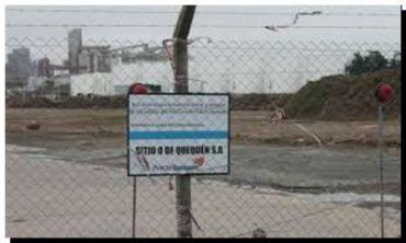 Mejoras pautadas en el contrato con Sitio 0 en Puerto Quequén