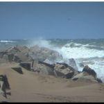 Realizan un relevamiento en la costa de Necochea y Quequén