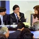 """Cristina Fernández: """"Con 4,7 millones de netbooks, hemos cubierto la brecha digital"""""""