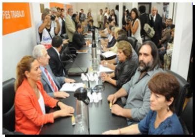 EDUCACIÓN: Reunión paritaria docente