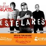 NECOCHEA: Recital gratuito de Estelares