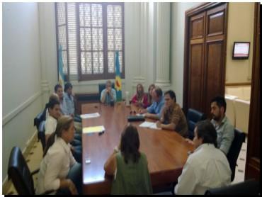 POLÍTICA: El Frente Renovador realizó una jornada de trabajo en gestión Municipal en Olavarría