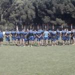 FÚTBOL: Almagro afrontó con éxito el primer amistoso del año en Necochea