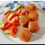 RECETAS ECOLÓGICAS: Daditos de tofu adobado