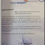 NECOCHEA: Información sobre la licitación del «Chiquero»