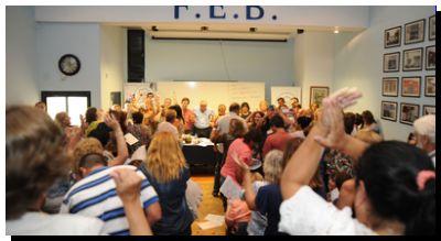 EDUCACIÓN: La FEB vuelve a las escuelas pero planea nuevas medidas de fuerza