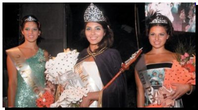 QUEQUÉN tiene su reina 2015