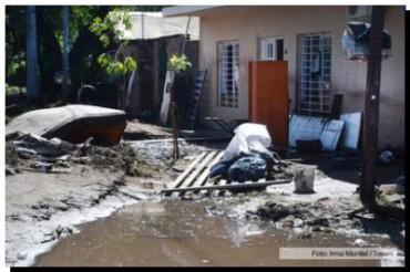 CÓRDOBA: Unas 500 personas volvieron a sus hogares luego del temporal