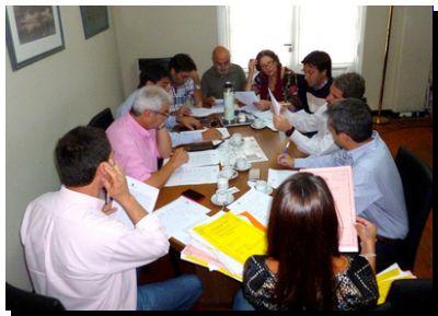 NECOCHEA: Reunión del Concejo Deliberante