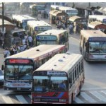 Mañana no habrá transporte público entre las 5 y las 7