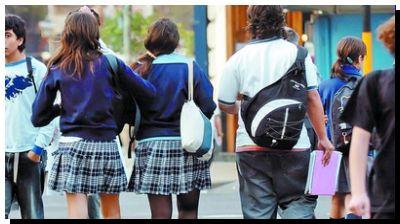 EDUCACIÓN: Autorizan aumento en colegios privados en la Provincia