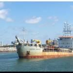 PUERTO QUEQUÉN: Sin restricciones para el ingreso de buques