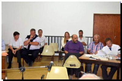 San cayetano comenz el juicio contra miguel for Juzgado san miguel