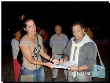 """ELECCIONES 2015: """"Trabajamos con la gente, los acuerdos que esperen"""", dijo Martín Orlando"""