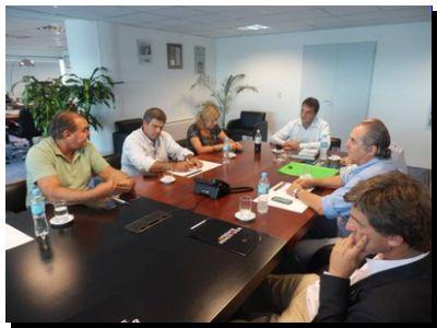 CARBAP se reunió con el precandidato presidencial Sergio Massa