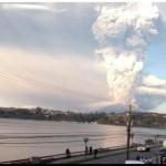 CHILE: El volcán Calbuco sigue «inestable»
