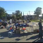 POLÍTICA: La Campora Necochea realiza una Feria popular barrial