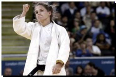 JUDO: Paula Pareto logró la medalla de plata en Canadá