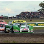 AUTOMOVILISMO: Franco corrió una gran serie y se quedo el segundo lugar