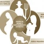 SALUD: Agricultores 'atiborrados' de plaguicidas