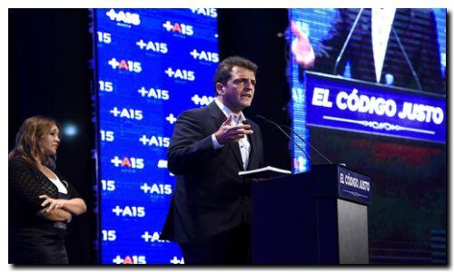 ELECCIONES 2015: El Dr. Facundo López participó de la presentación del futuro Código Penal
