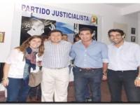 FACUNDO CON ARROYO, HOGAN Y DICESARE EN MIRAMAR 2