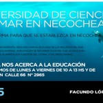 ELECCIONES 2015: El Frente Renovador junta firmas para que se instale una Universidad en Necochea