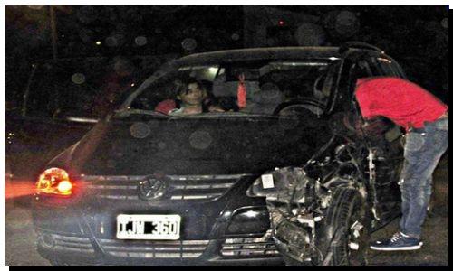 RUTA 88: Nuevo accidente dejó un saldo de dos heridos